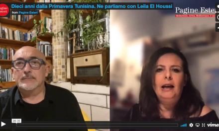 Dieci anni dalla Primavera Tunisina. Ne parliamo con la docente Leila El Houssi