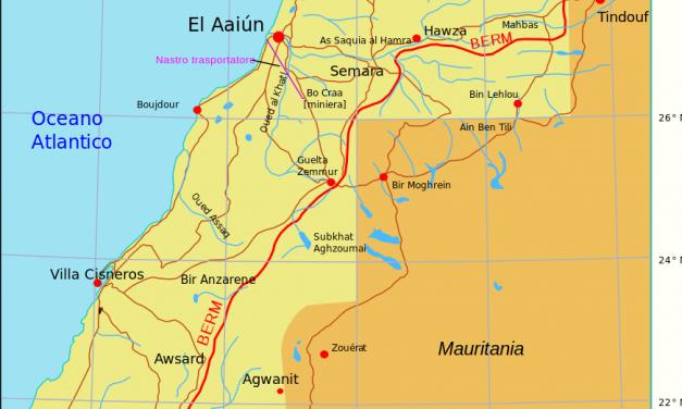 ACCORDO DI ABRAMO. Ramificazioni fino all'Atlantico, il caso del Sahara Occidentale
