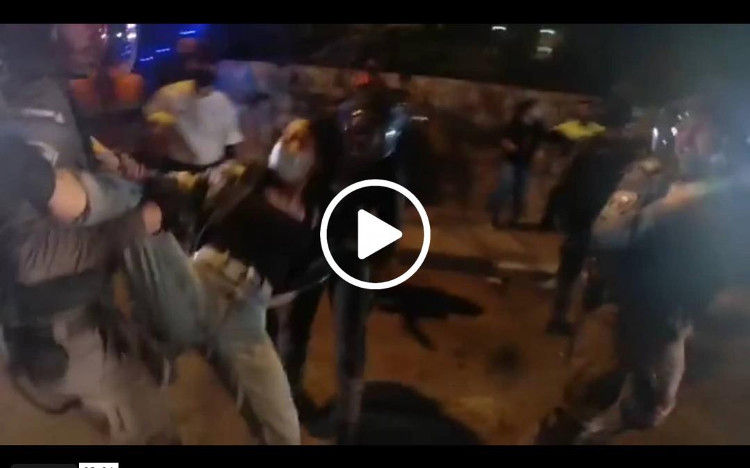 VIDEO-GERUSALEMME. Cronaca di una battaglia contro la confisca di case palestinesi
