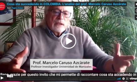 Cosa sta succedendo in COLOMBIA. Analisi delle proteste e della società