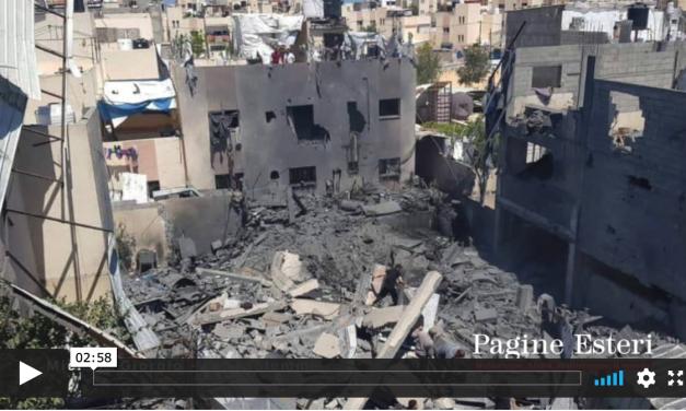GAZA/ISRAELE. Cessate il fuoco. Netanyahu e Hamas si proclamano vincitori ma sul terreno non è cambiato nulla