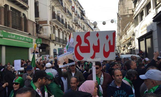 ALGERIA. L'Hirak tra mobilitazione e reclusione. Intervista con Hakim Addad