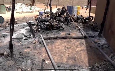 PODCAST- BURKINA FASO.160 i civili massacrati a Solhan. Oltre tremila in fuga.