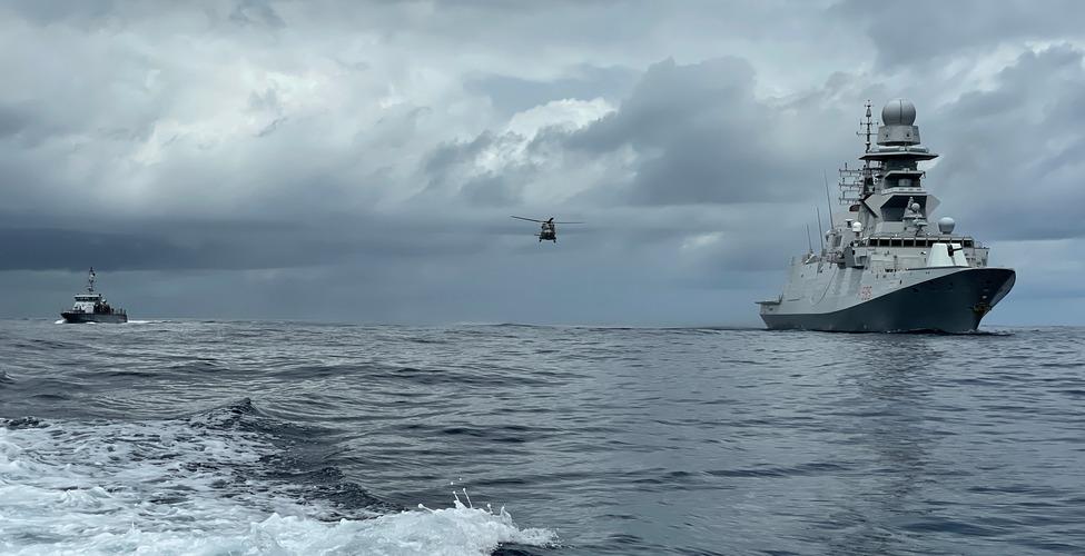 AFRICA. La Marina italiana è nel Golfo di Guinea in cooperazione con Eni e armatori. Gli italiani lo sanno?